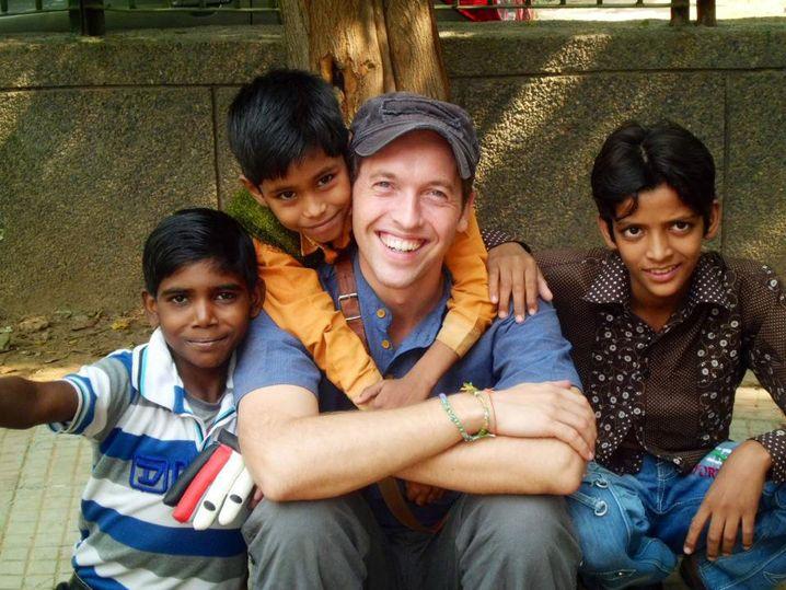 Markus Böhlke, 35, arbeitete ehrenamtlich drei Monate in Indien und Nepal