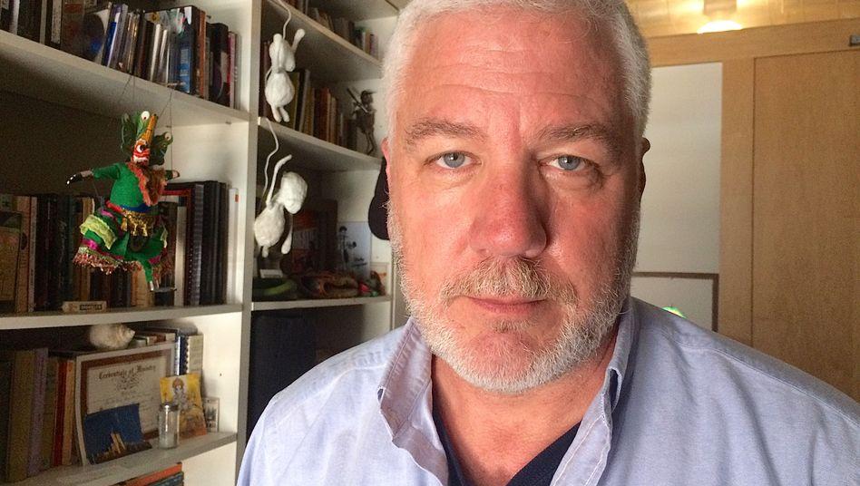 Aktivist T.J. Parsell: Kampf gegen eine lange vertuschte Epidemie