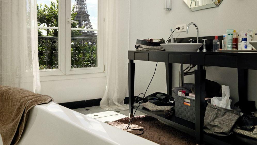 Der Pariser Eiffelturm: Diese Einwohner sehen ihn aus ihrer Wohnung