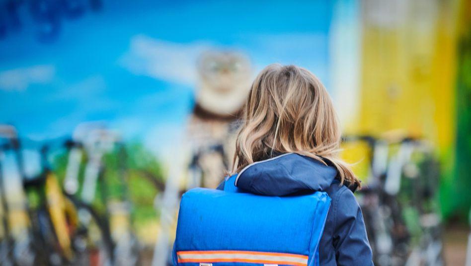 Grundschüler in Berlin