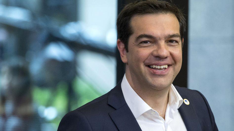 Regierungschef Tsipras: Die Vetternwirtschaft blüht auf allen Ebenen