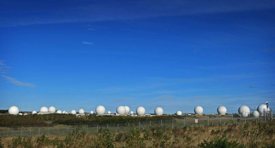 Radaranlagen des GCHQ: Geheimes Verfahren um Transparenz zu beweisen