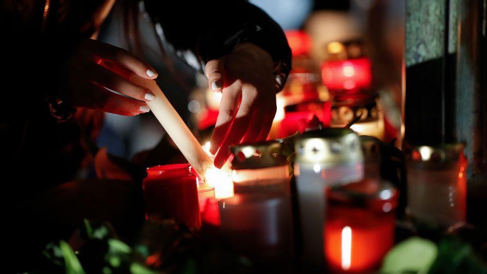 Eine Stadt im Ausnahmezustand: Hanau trauert um die Opfer des Attentats