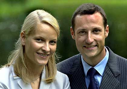 Mette-Marit und Haakon: Ganz normale Familie