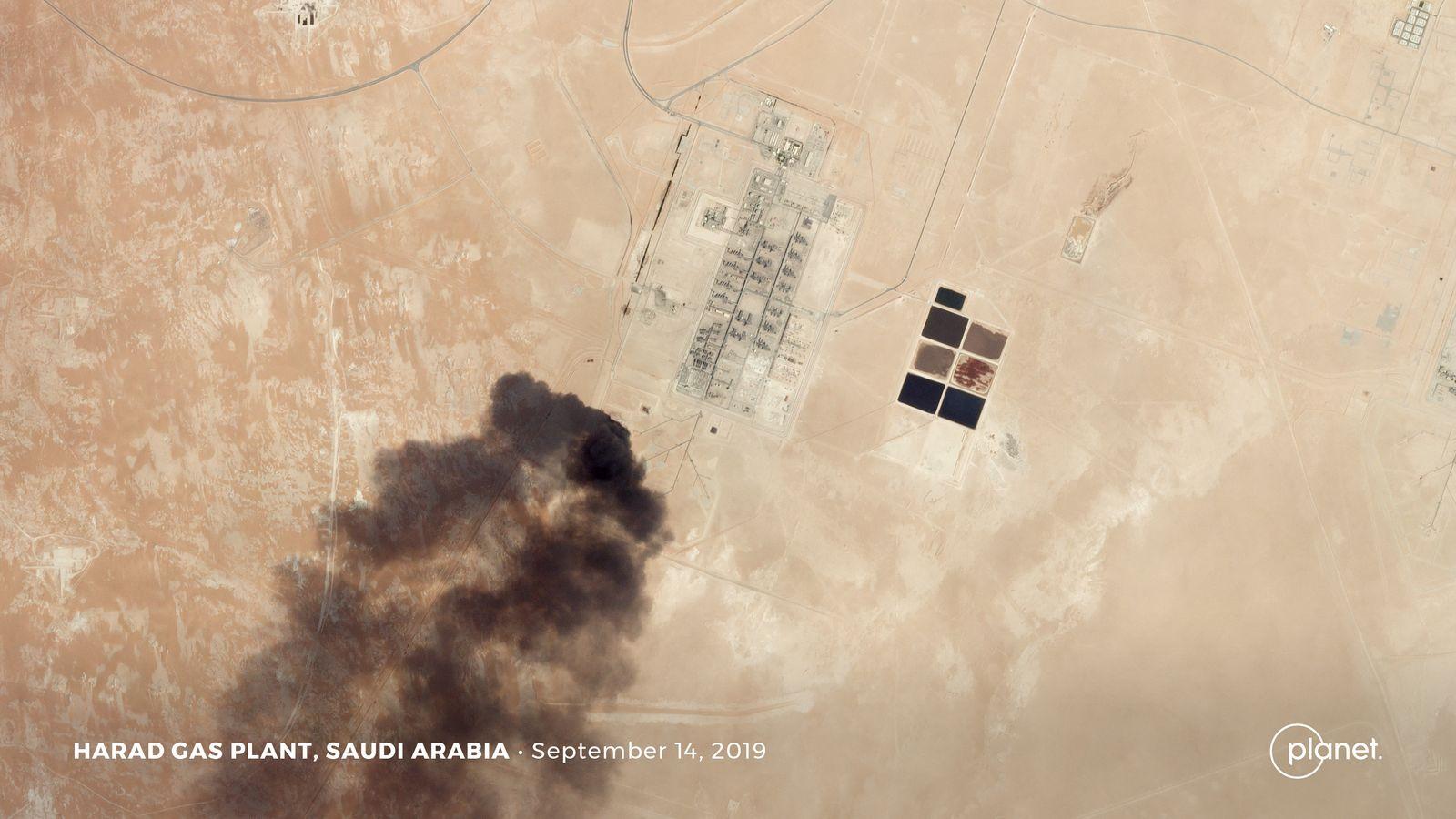 Saudi Arabien / Öl