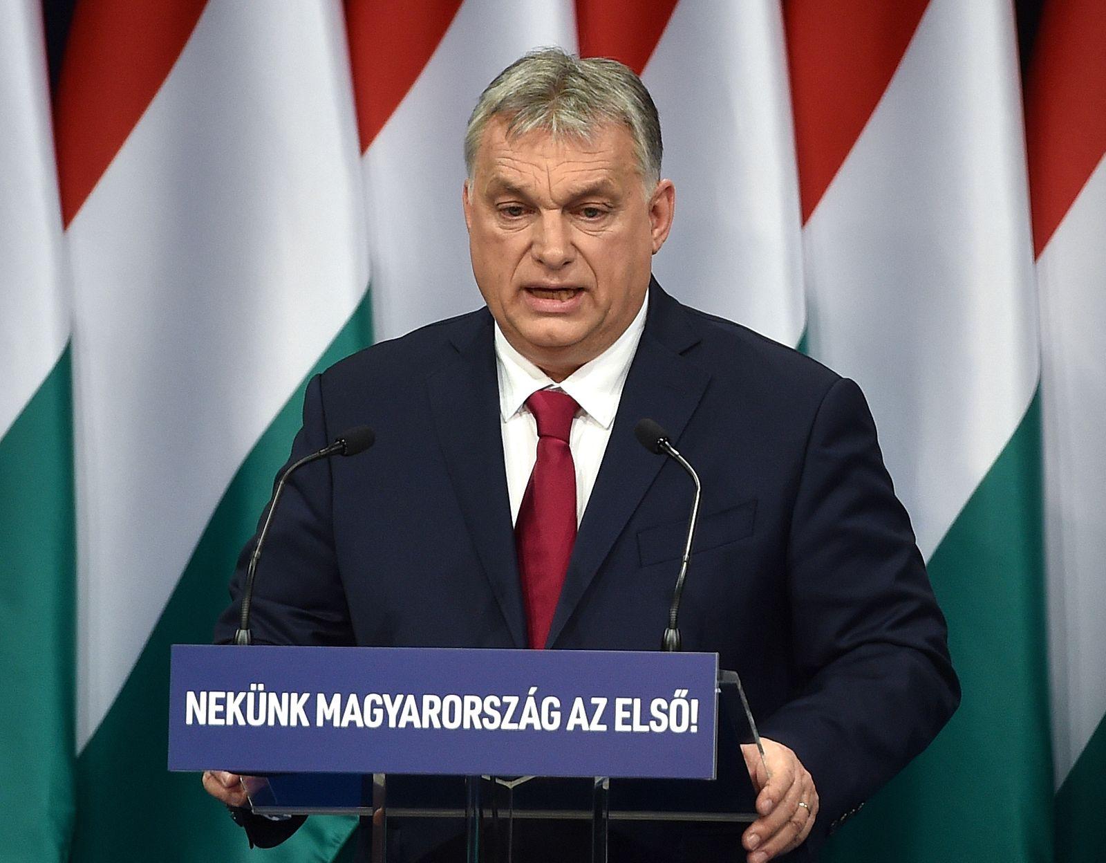 HUNGARY-POLITICS-ORBAN-NATION-SPEECH