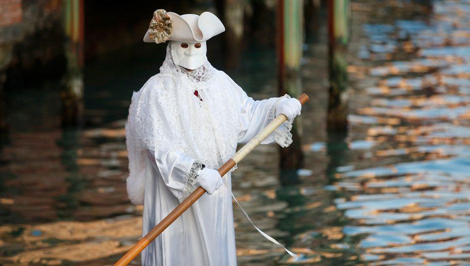 Coronavirus: Karneval in Venedig vorzeitig beendet