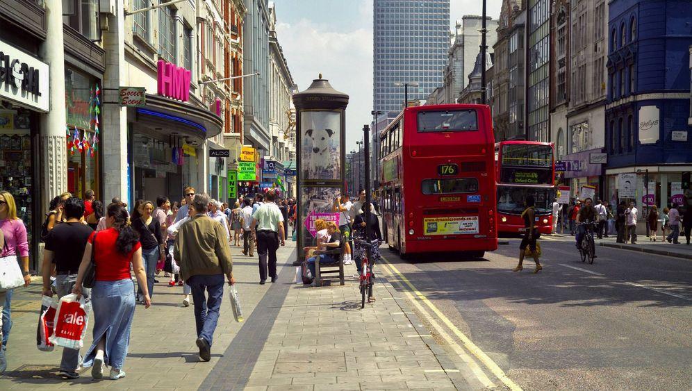 Teenie-Tour in London: Shoppen, Kultur und Kurioses