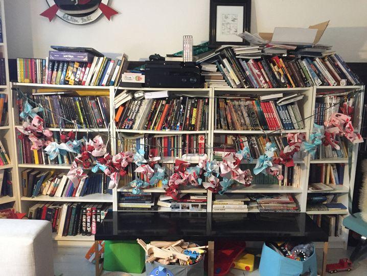 Advent, Adv... Also, echt jetzt. Könnte mal bitte wer Theodor Ziemßens Bücherregal aufräumen?