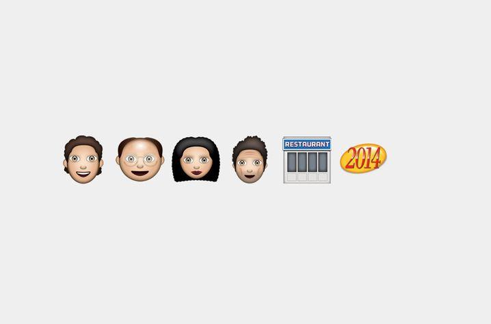 """Emoji zur Serie """"Seinfeld"""": Noch nicht im Unicode"""