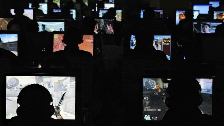 Photo Gallery: China's New Media Ambitions