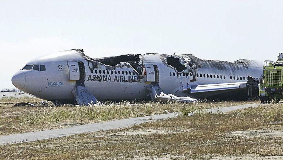 Bruchlandung einer Boeing: Piloten warnen vor Sicherheitsmängeln in San Francisco