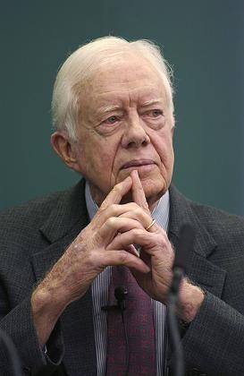 Ex-Präsident Carter: Politisch brisante Alleingänge