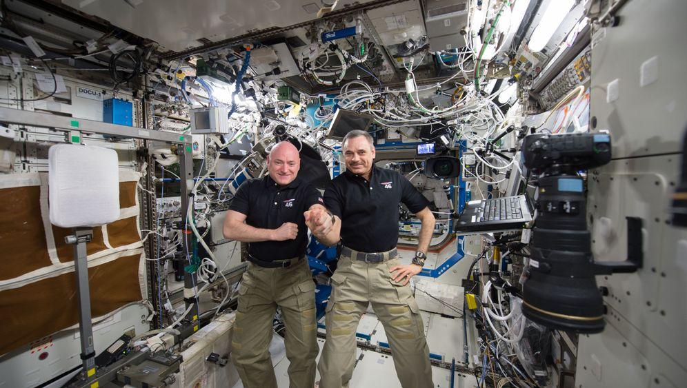 Rückkehr von ISS-Astronaut: 20 starke Fotos von Scott Kelly