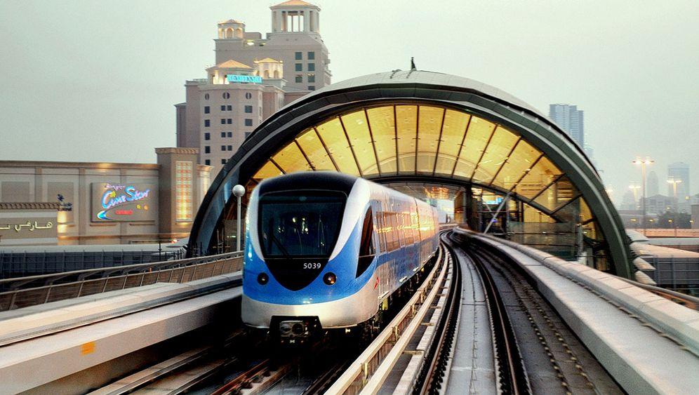 Metro in Dubai: Das Emirat wächst zusammen