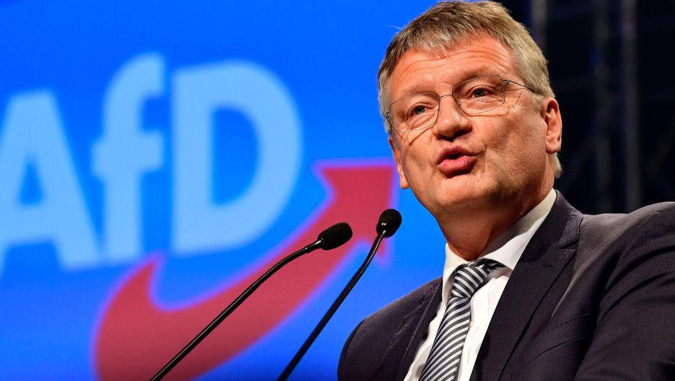 AfD-Chef Meuthen