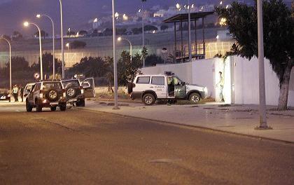 Grenzposten vor Melilla: Sturm auf die Exklave