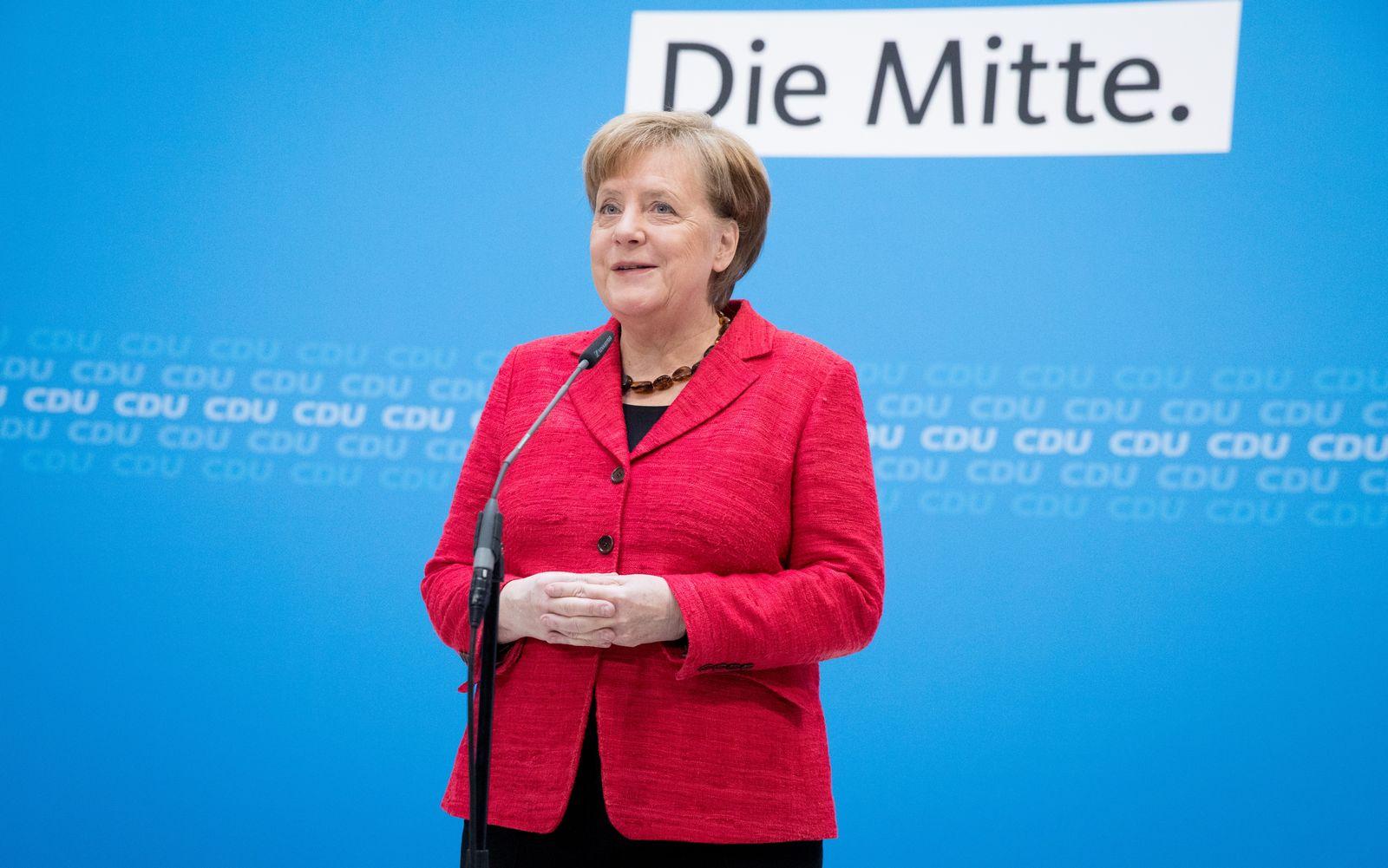 Merkel Mitte