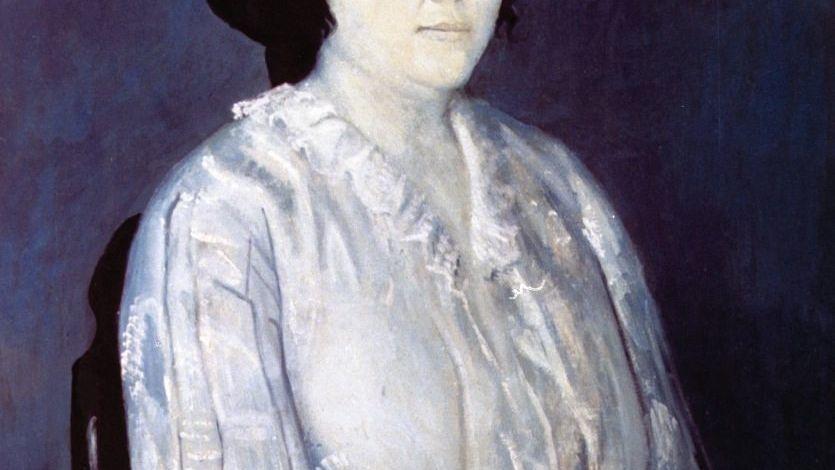 Picasso-Bild »Madame Soler«, 1903