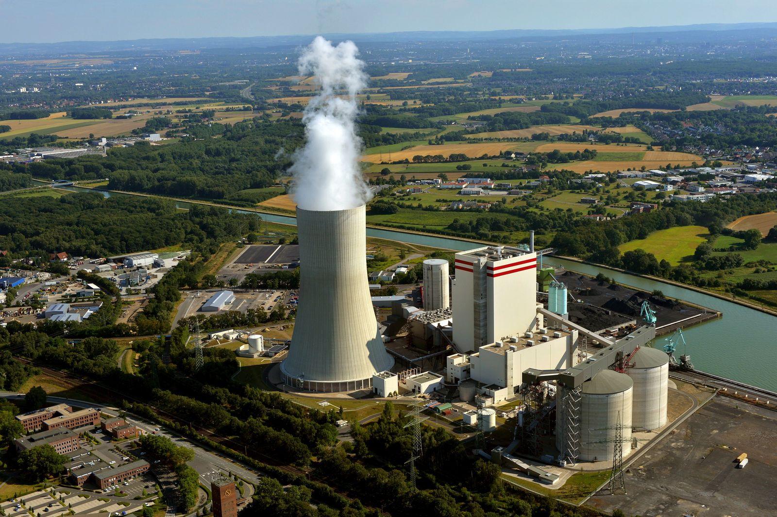 Kohlekraftwerk Lünen