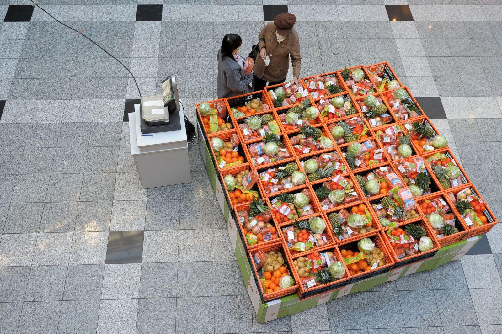 NICHT VERWENDEN Obst / Gemüse / Verkaufsstand