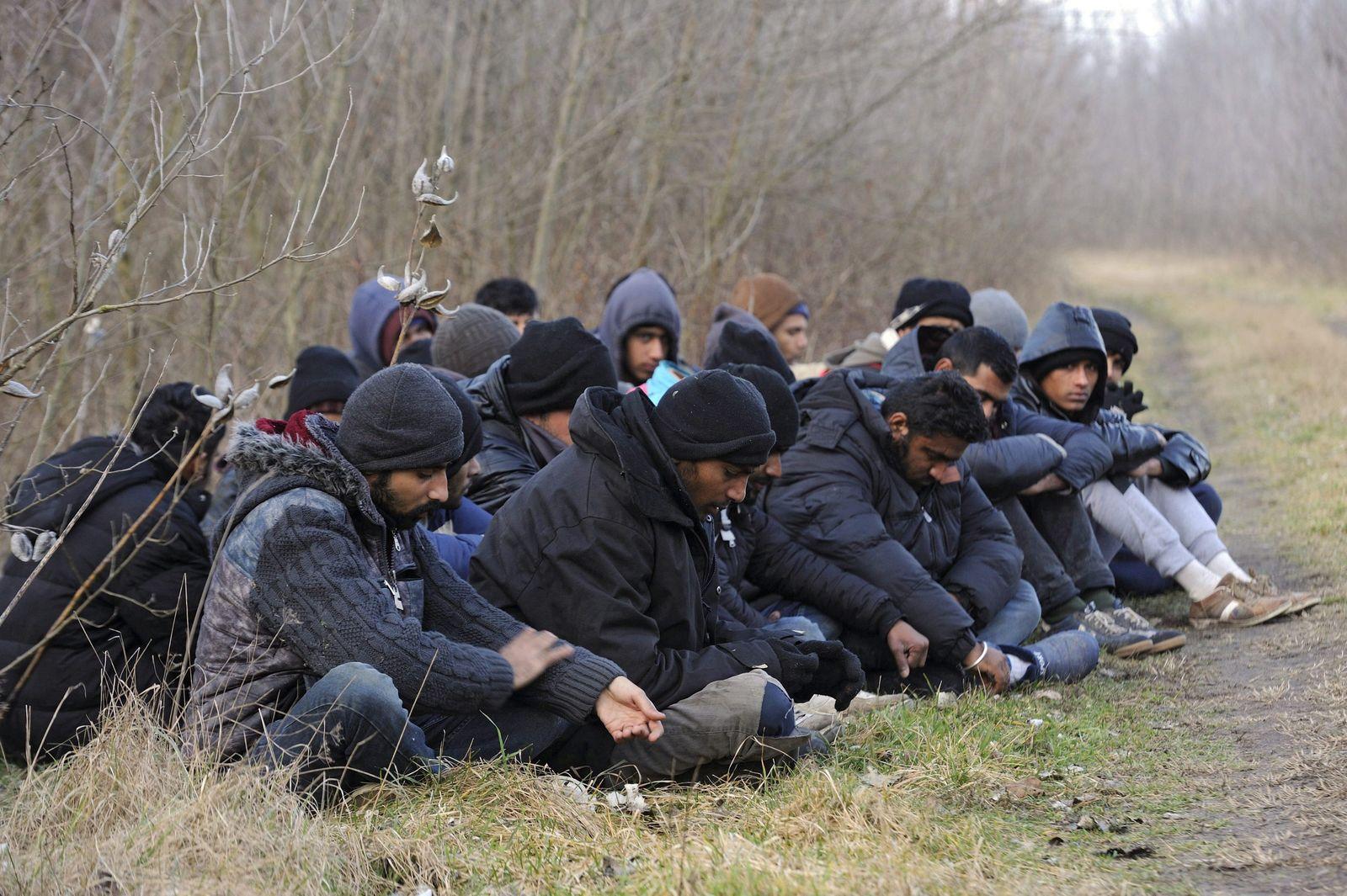 Ungarn/ Flüchtlinge