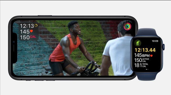 Apple Sport-Abo Fitness+