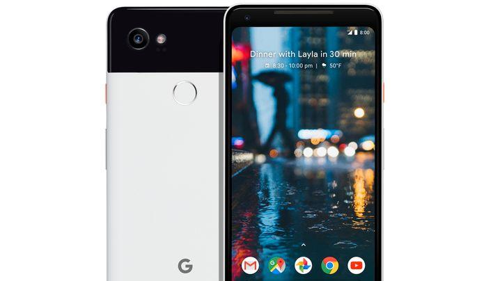 Neue Google-Smartphones: Das Pixel 2 und das Pixel 2 XL