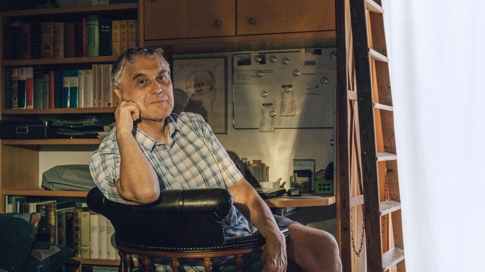 Karlheinz Steinmüller, Futurologe und einstiger DDR-Bürger