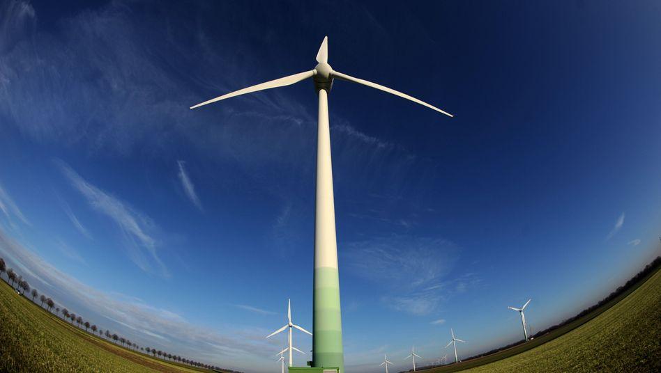 Windrad in Husum: Umweltbundesamt sieht noch viel Potential