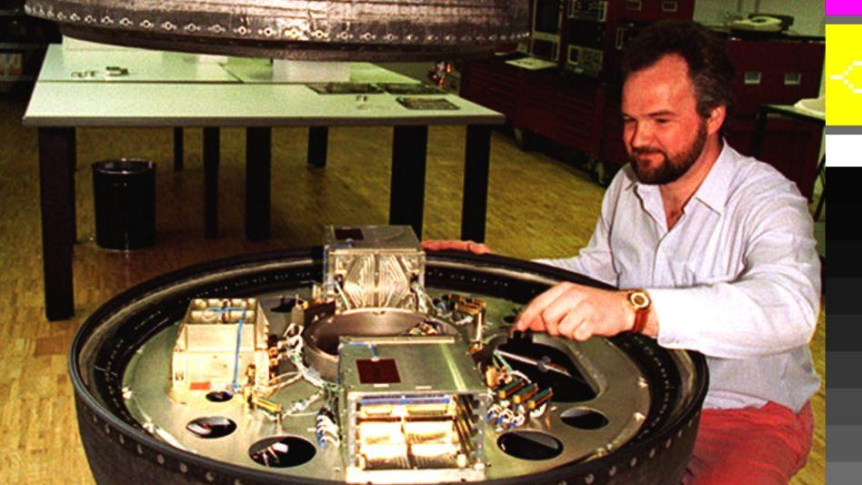 Seltene Spezies: Raumfahrttechniker beim Mittelständler Kayser-Threde