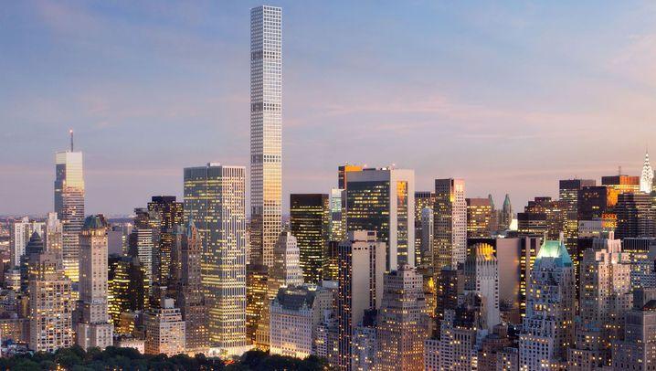 Luxusimmobilien-Boom: Manhattans neuer Höhenrausch