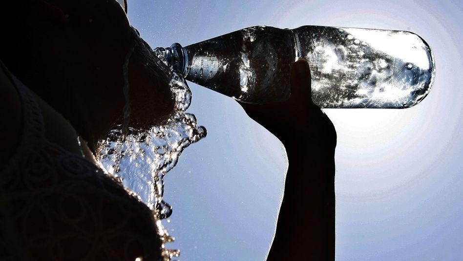 Leitungs- oder Mineralwasser?