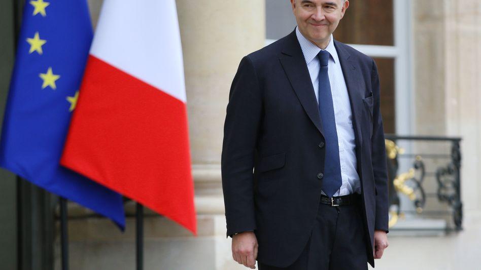 Designierter EU-Währungskommissar Moscovici: Will Europa vertreten, nicht Frankreich.