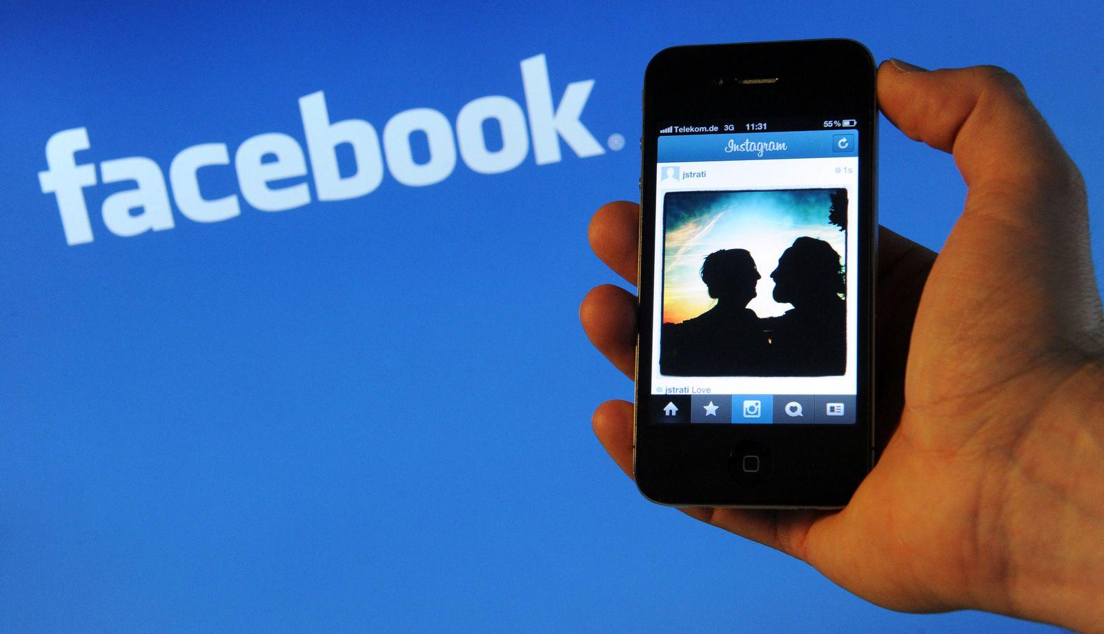 Facebook schluckt Fotodienst Instagram für eine Milliarde Dollar