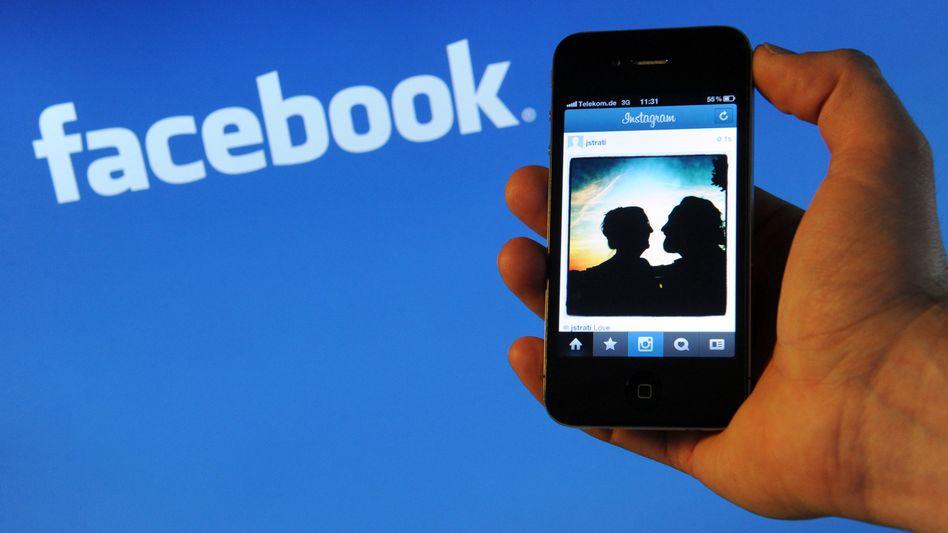 Facebook, Instagram-App: Lieber selbst geknipste Bilder veröffentlichen