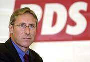 """""""Die Kuh ist noch nicht vom Eis"""" - PDS-Fraktionschef Roland Claus"""