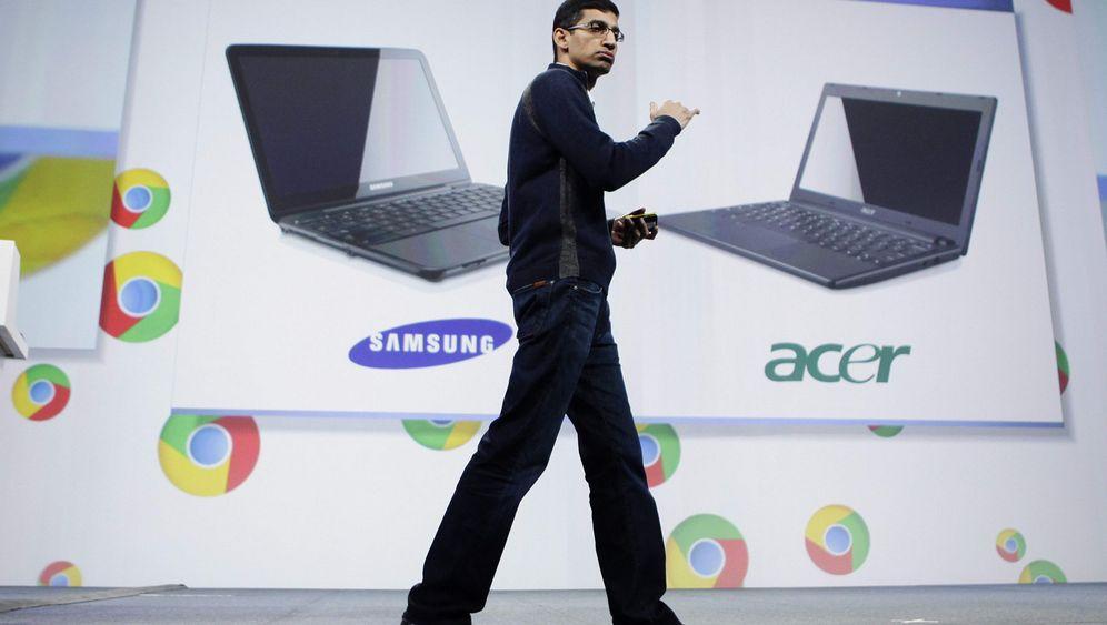 Chromebooks: Hardware für Google
