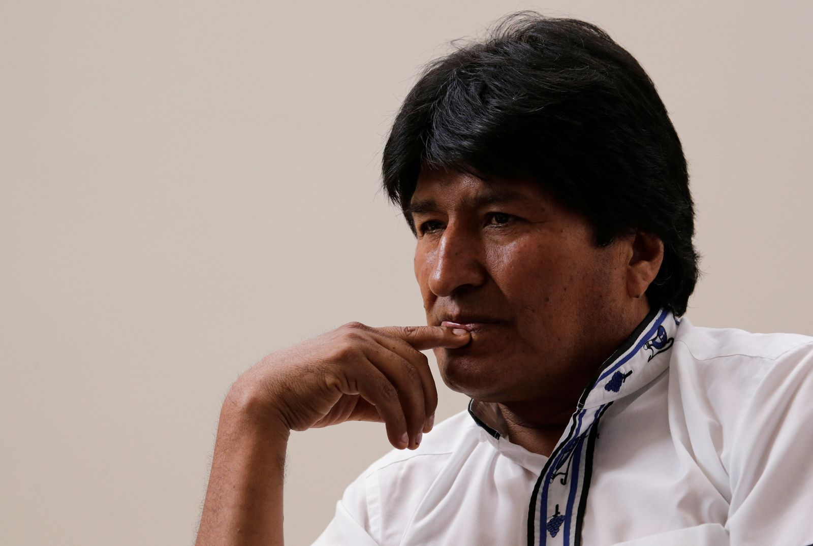 BOLIVIA-VENEZUELA/