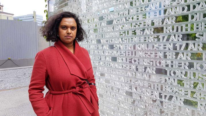Kamzy Gunaratnam, stellvertretende Bürgermeisterin von Oslo