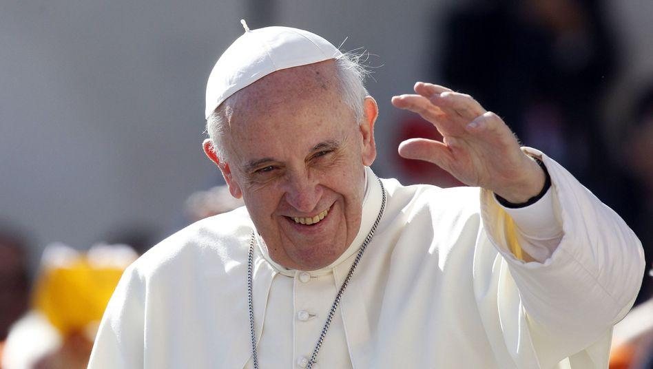 """Papst Franziskus: """"Die Frau ist für die Kirche unabdingbar"""""""