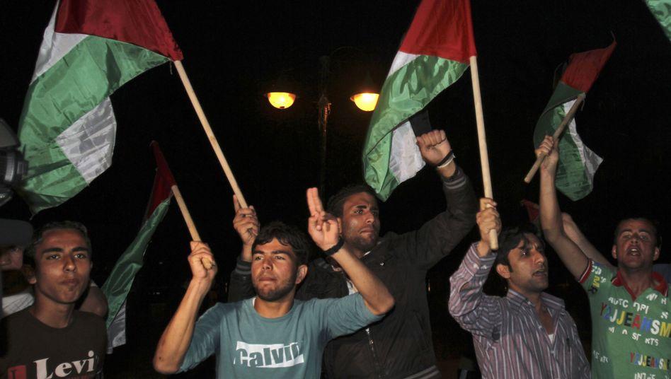 Palästinenser in Gaza bejubeln Einigung: Wem nutzt das Ende des Bruderstreits?