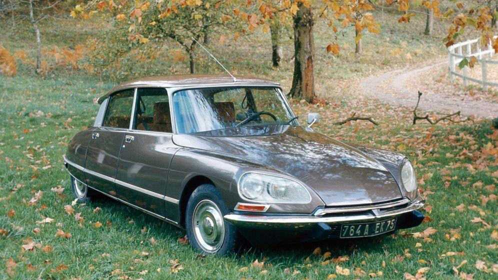 100 Jahre Citroën: Ewig modern