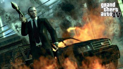 """Grand Theft Auto IV: """"Selbstmord nicht zielführend"""""""