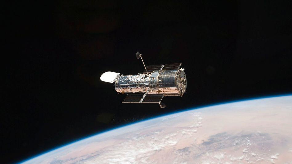 Weltraumteleskop »Hubble« (Archivbild)