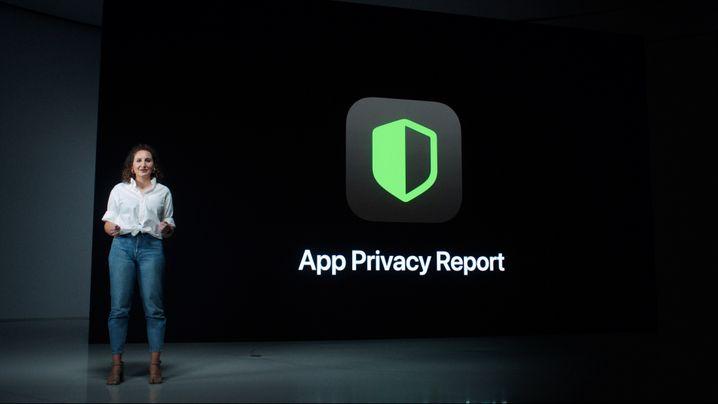 Baru di iPhone dan iPad: Laporan Privasi Aplikasi