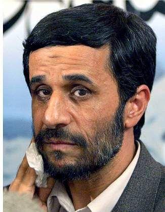 """Ahmadinedschad: """"Israel im Zornesfeuer der islamischen Nation"""""""