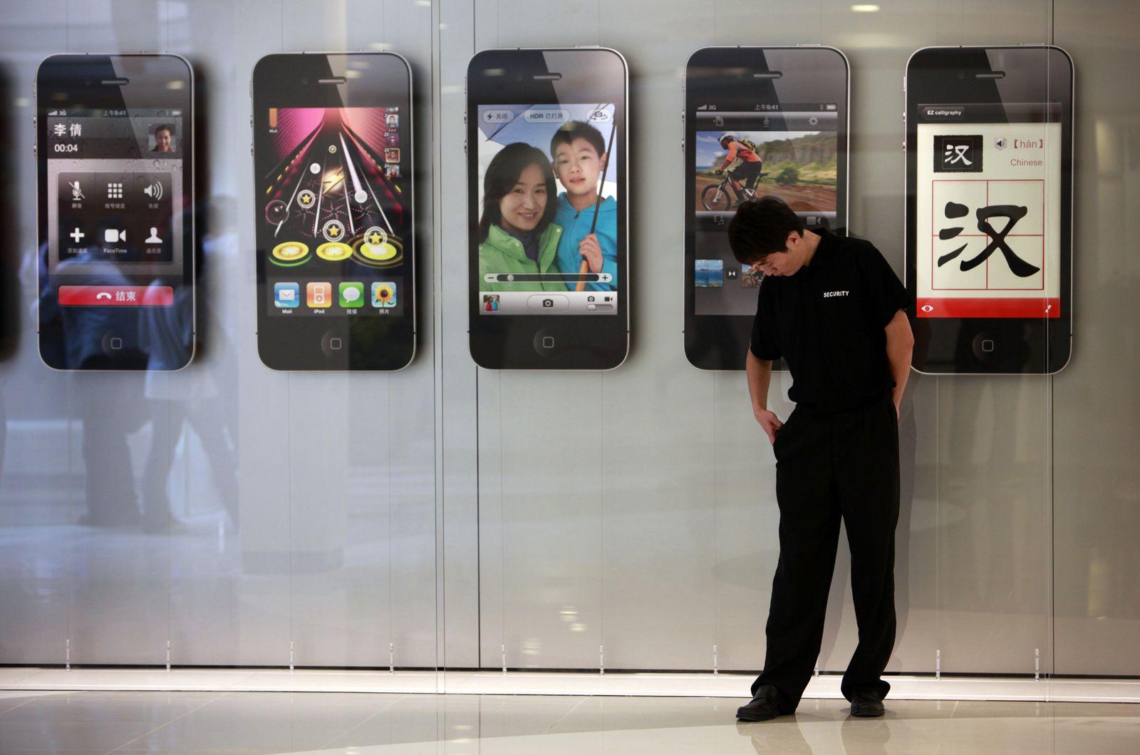 NICHT MEHR VERWENDEN! - Apple / iPhone / Technologie / Neuheut / Smartphone
