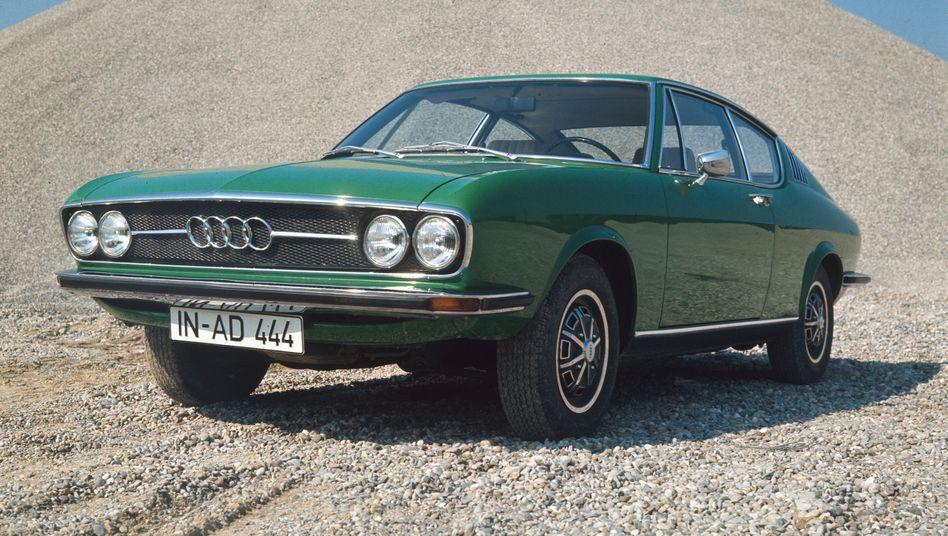 60 deutsche Autos: Das Audi 100 Coupé S - DER SPIEGEL