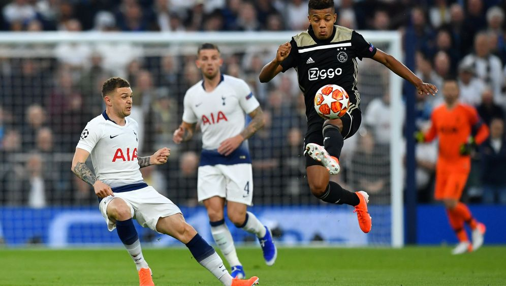 Champions League: Ajax siegt bei den Spurs